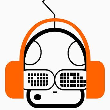 Record Label Logo 6 by SoFreshClothing