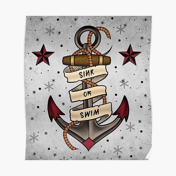 Sink or Swim Póster