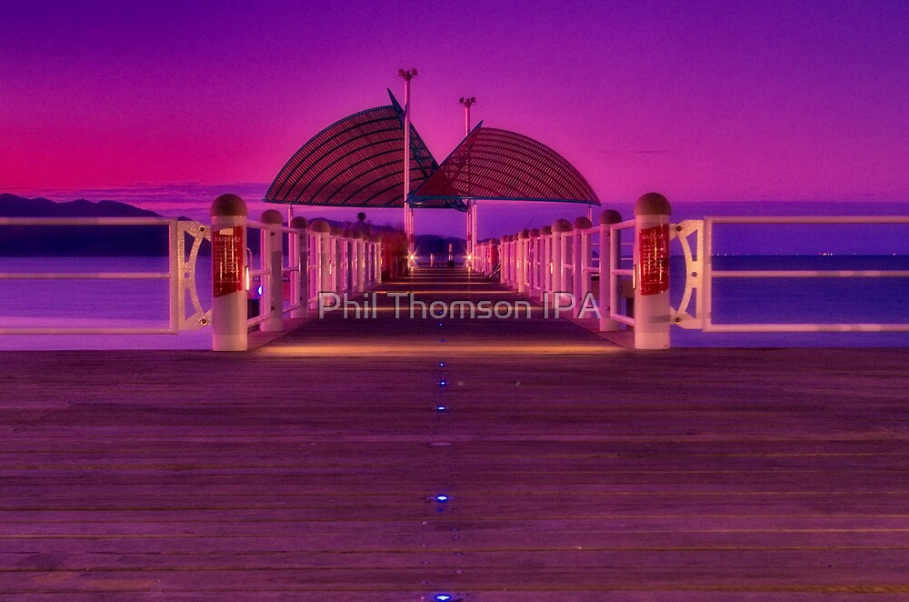 """Twilight On The Promenade"" by Phil Thomson IPA"