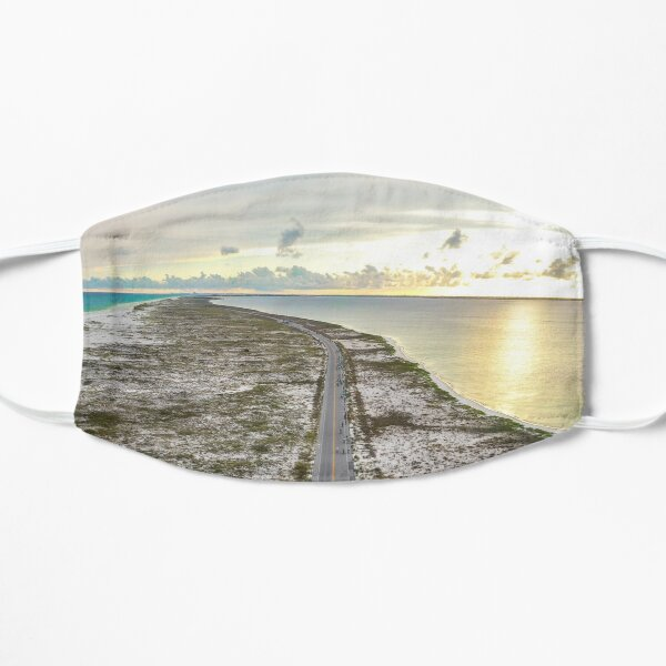 Fort Pickens Cycling Entrance Mask