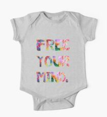 Free Your Mind One Piece - Short Sleeve