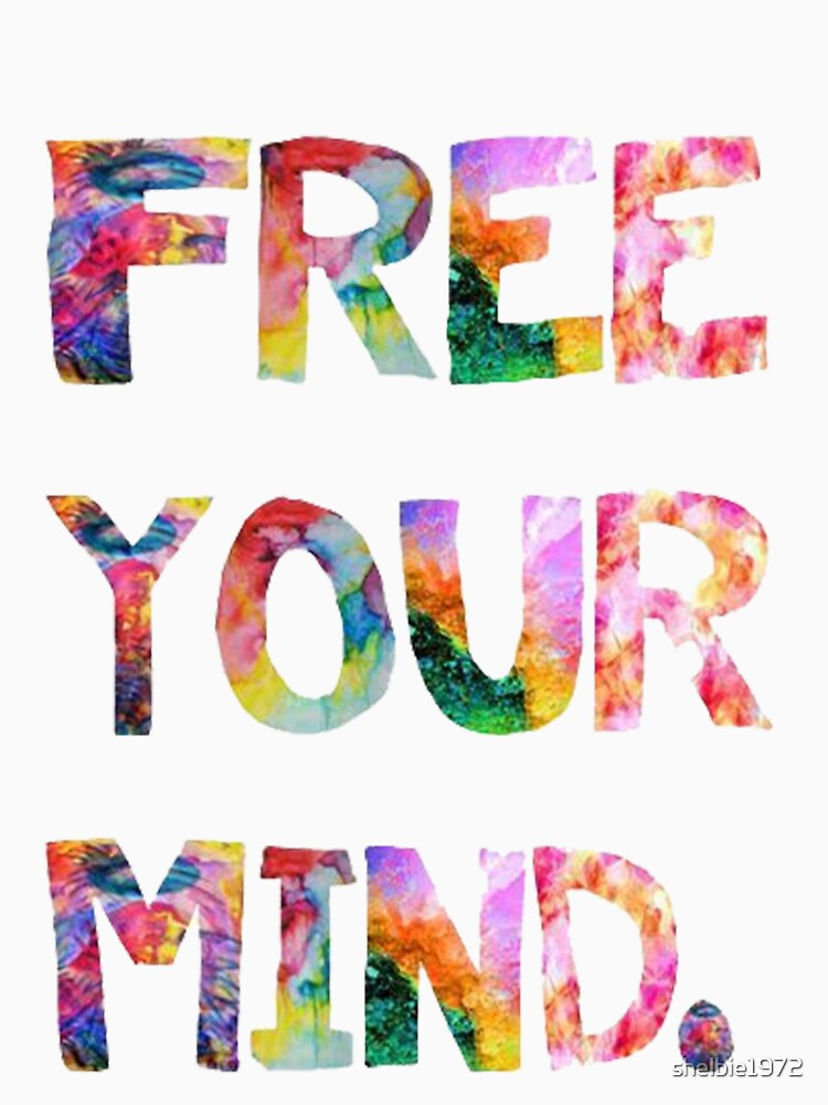TShirtGifter presents: Free Your Mind | Unisex T-Shirt