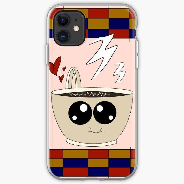 Coffe iPhone Soft Case