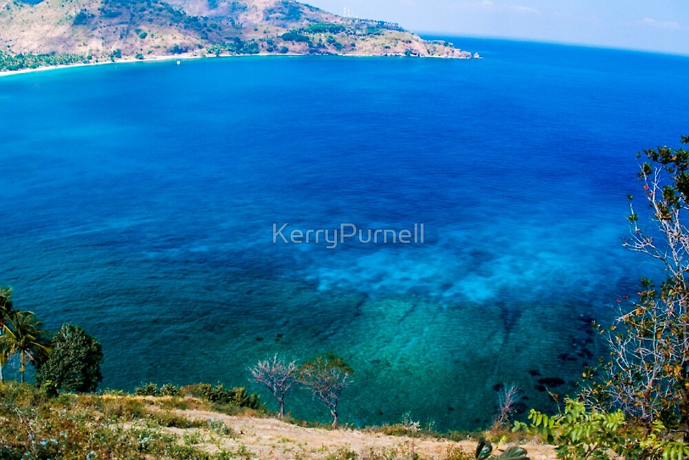 Colours of Lombok by KerryPurnell