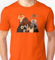 I Am Thankful For Primates Unisex T-Shirt