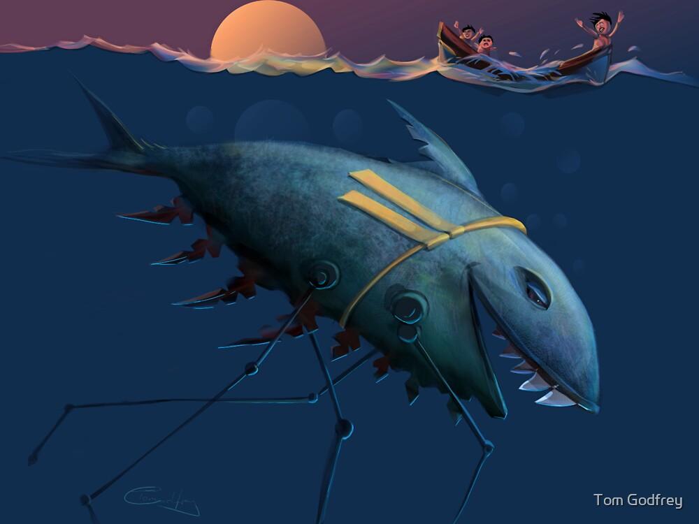 Samurai Tuna Gets Revenge by Tom Godfrey