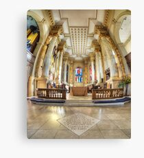Birmingham Cathedral 3.0 Canvas Print
