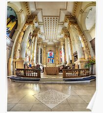 Birmingham Cathedral 3.0 Poster