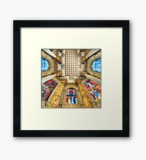 Birmingham Cathedral 4.0 Framed Print