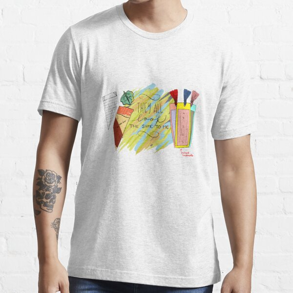 They are all bookmarks to me Essential T-Shirt