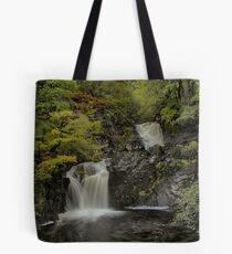 A deafening roar fills the silence Tote Bag