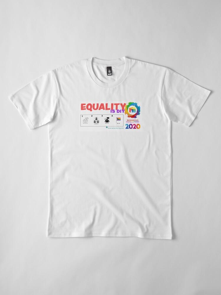 Alternate view of RRPPride2020 Premium T-Shirt