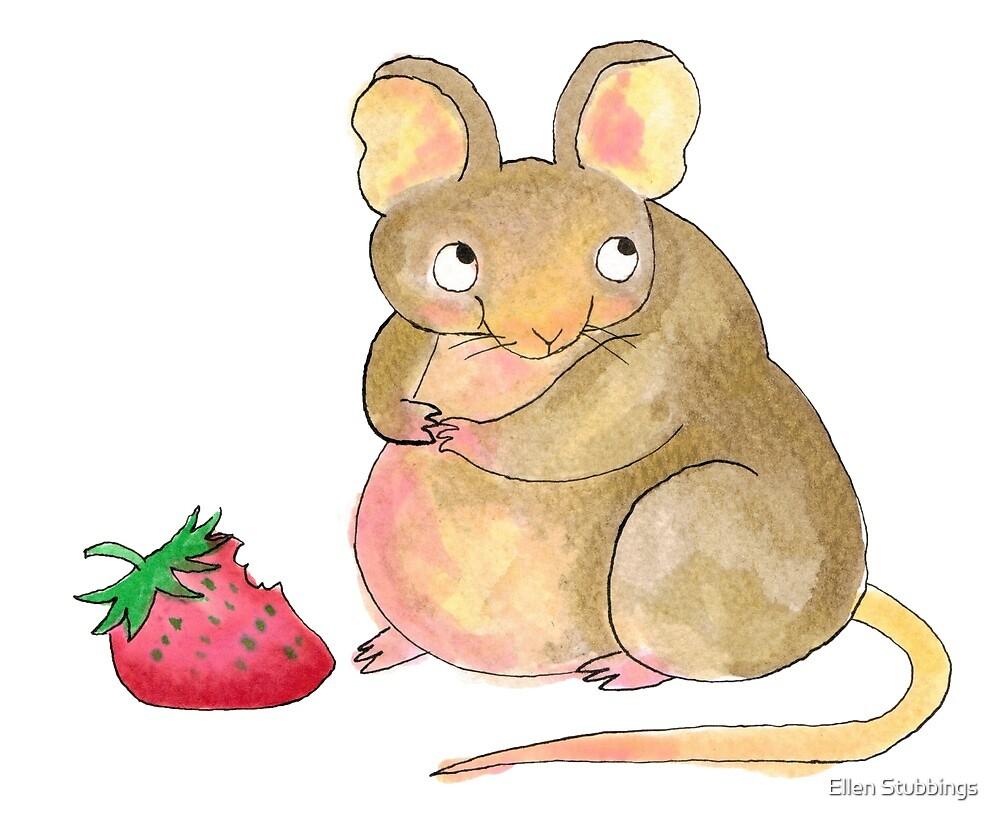 Gustav The Mouse (1/3) by Ellen Stubbings