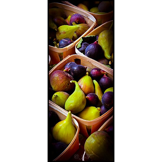 Basket of Figs by johnjgt