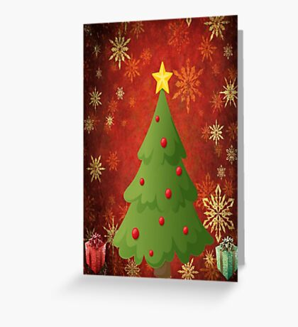 Christmas time © Greeting Card