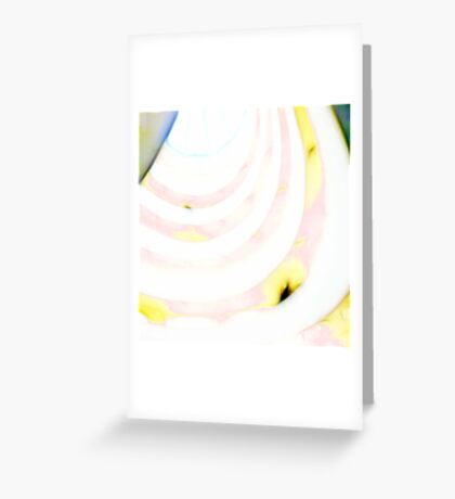 Guggenheim Swings #2 Greeting Card