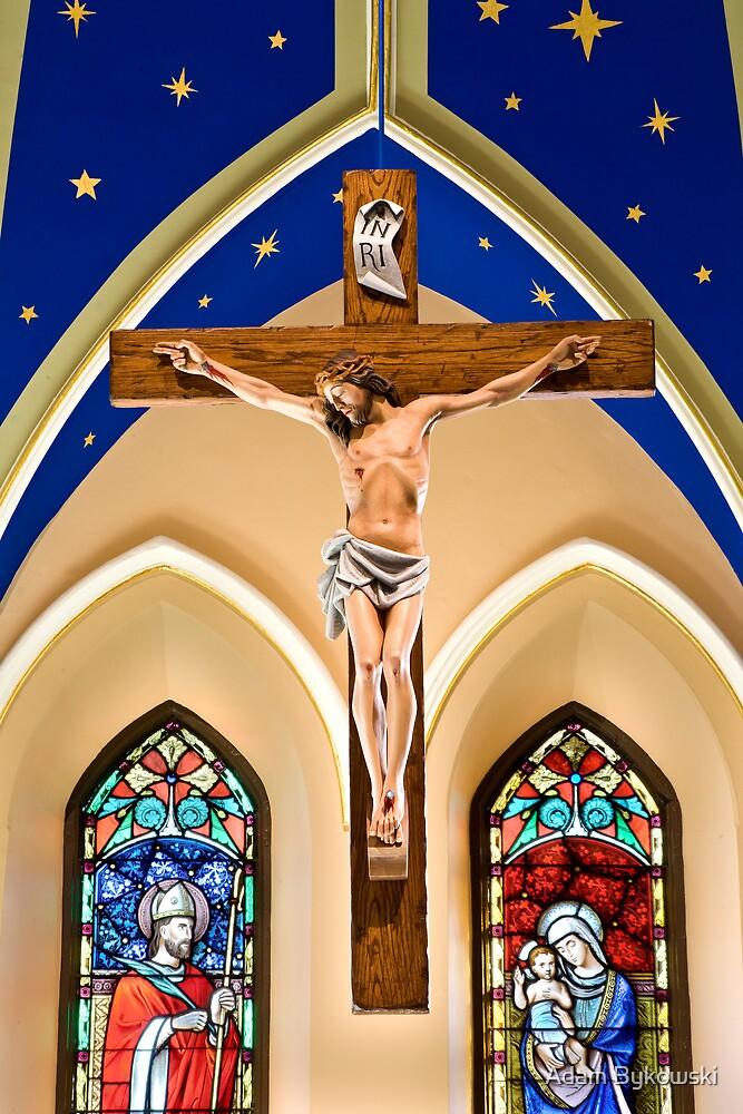 The Catholic Faith by Adam Bykowski