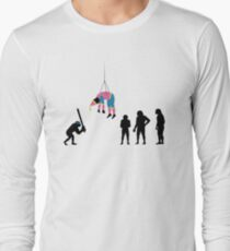 99 Steps of Progress - Pinata Long Sleeve T-Shirt