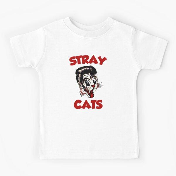 Chats errants T-shirt enfant