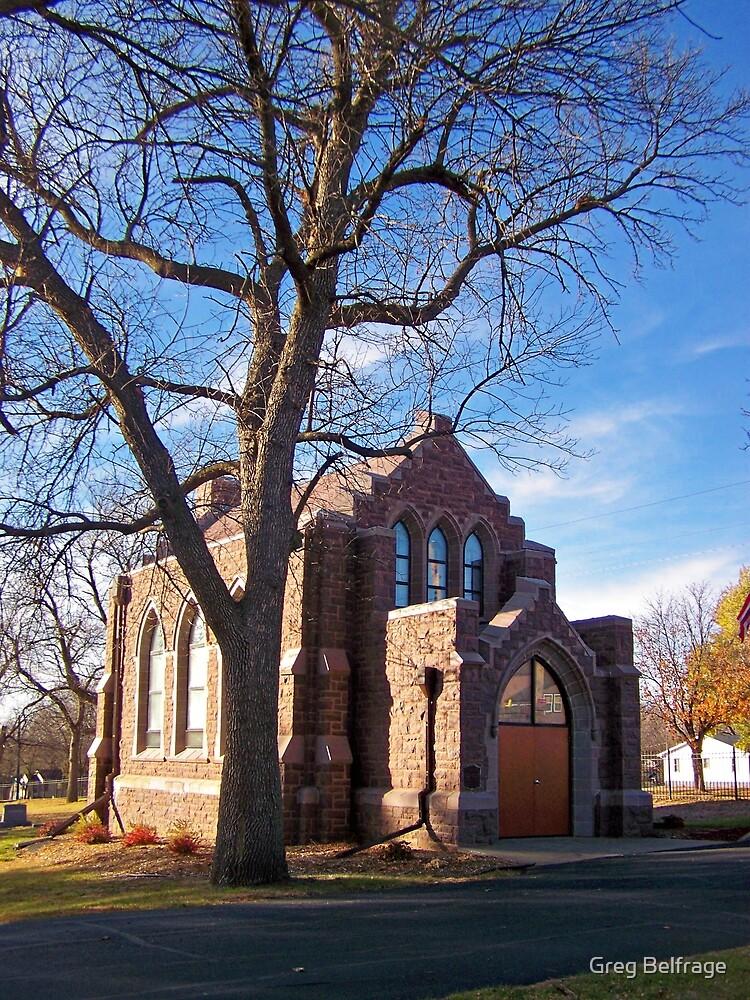 Glidden Memorial Chapel by Greg Belfrage