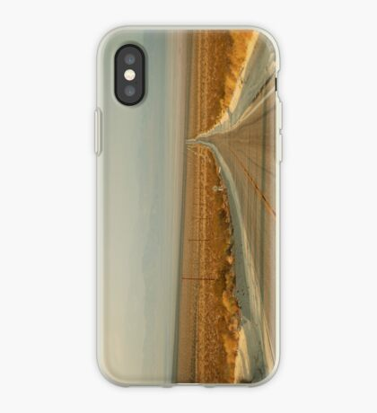 the road - nevada iphone/samsung galaxy case iPhone Case