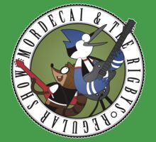 Mordecai and the Rigbys