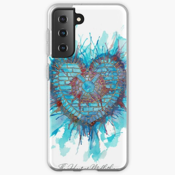 The Heart of Midlothian, By Heather Wood Samsung Galaxy Soft Case