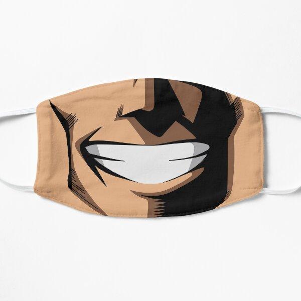 mira mi perfil para otros diseños de máscaras similares. Mascarilla plana