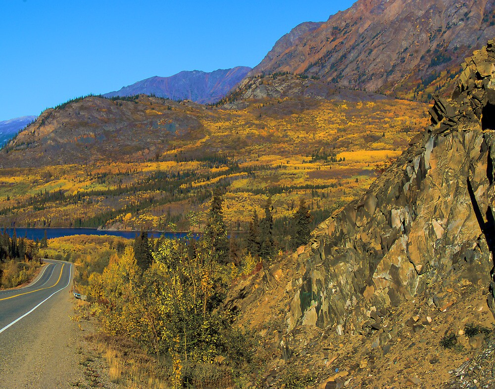 Road to the Yukon by Yukondick