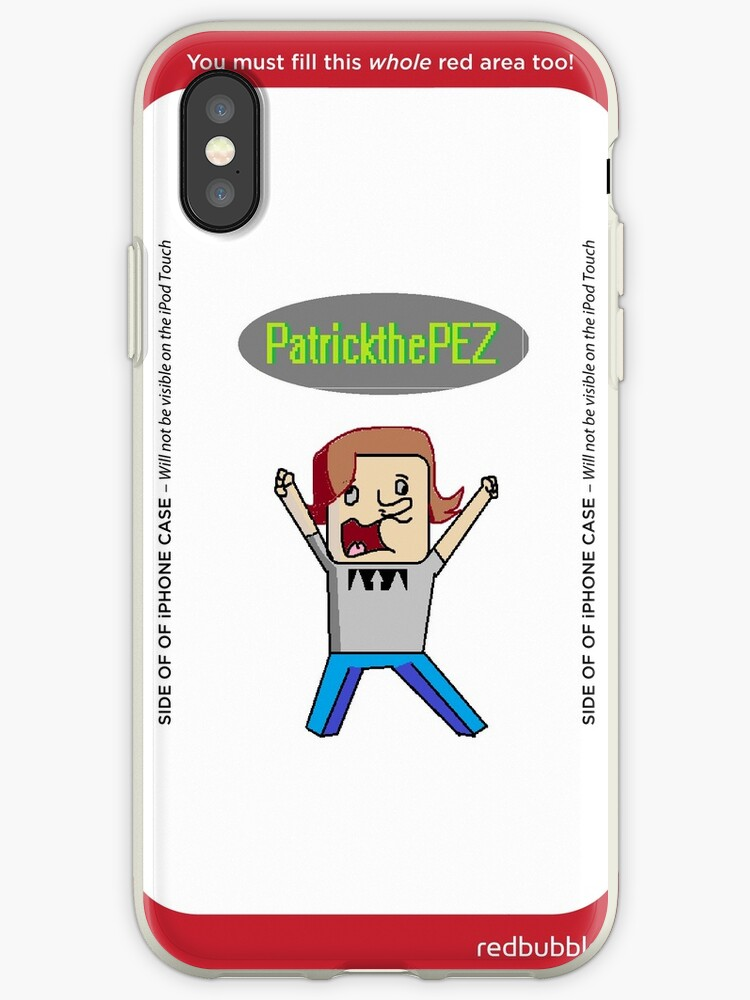 PatrickthePEZ iphone/ipod touch covers by PTPproduct