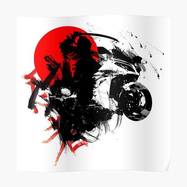 Kawasaki Ninja Poster