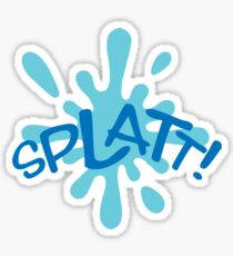 splatt Sticker