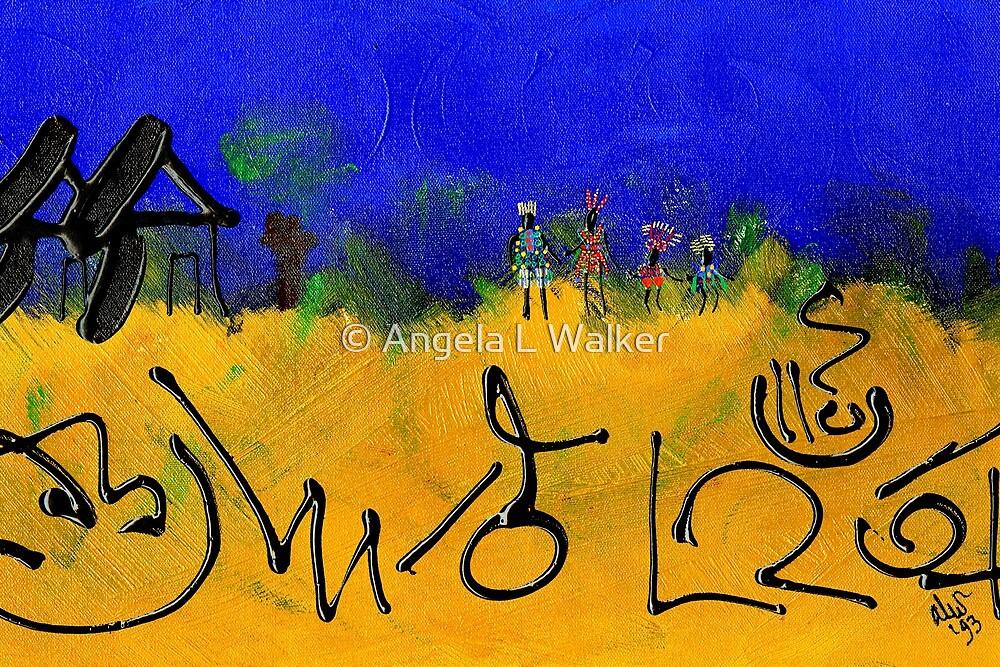 The Village People Head Home by © Angela L Walker