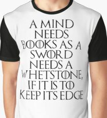 Tyrion Lannister - quote Graphic T-Shirt