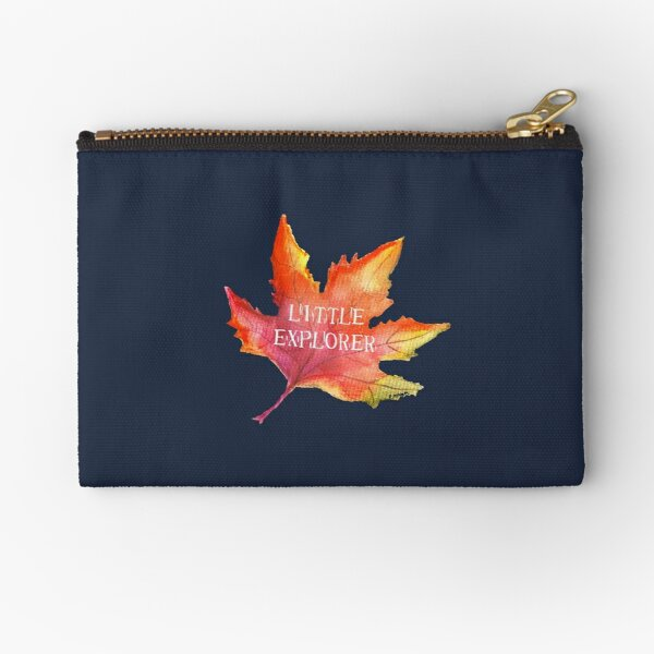 Autumn Leaf Little Explorer Tatra Cottage Zipper Pouch