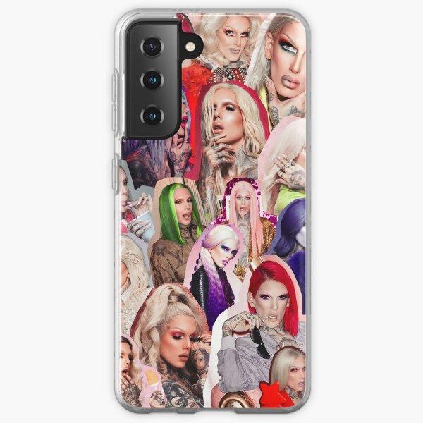 Jeffree Star Collage Samsung Galaxy Soft Case