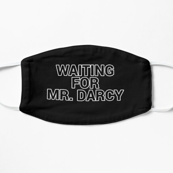 Waiting for Mr Darcy Pride and Prejudice Fan Mask