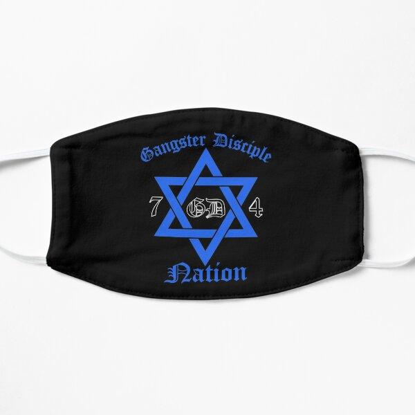 Gangster Disciple Nation Flat Mask