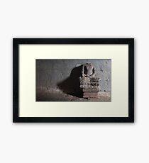 Angkor Framed Print