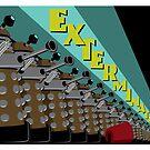 Exterminate! by Bill Cournoyer