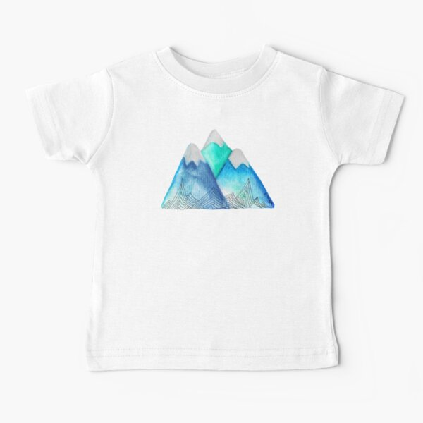 Blue Mountain Tatra Cottage Baby T-Shirt