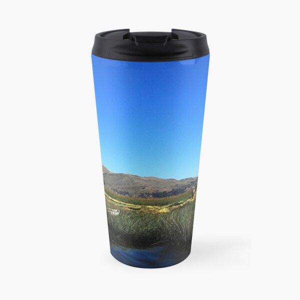 Lake Titicaca, Puno - Peru Travel Mug