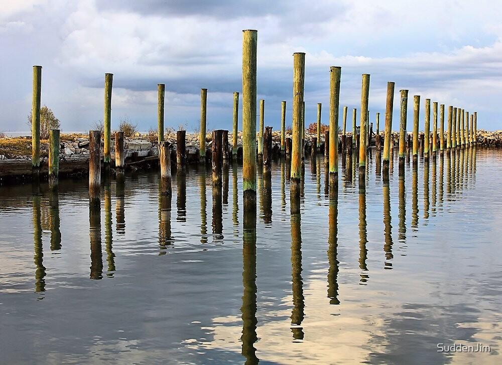 Piers by SuddenJim