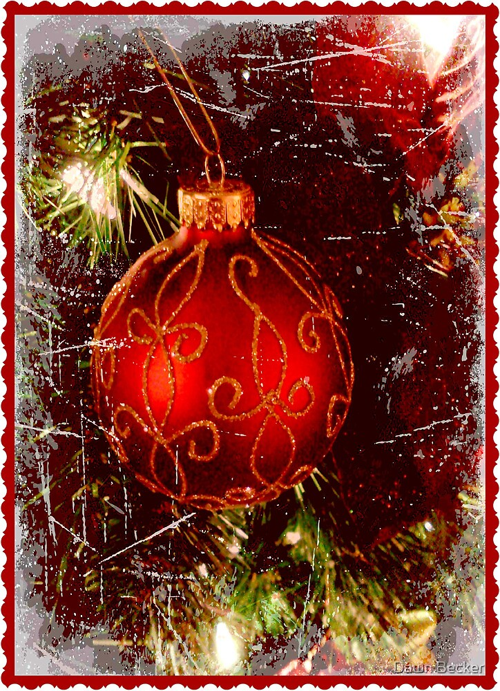 Christmas Past © by Dawn Becker