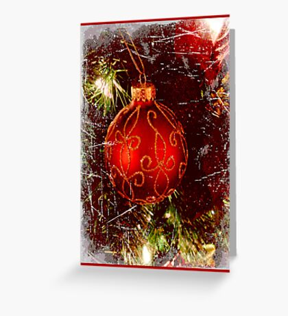 Christmas Past © Greeting Card