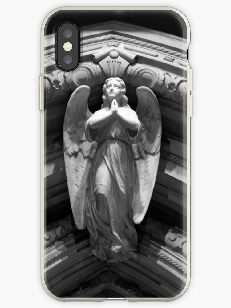 Apple Design iPhone and iPod Touch Angel Case Cover by David Alexander Elder