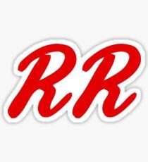 Double R Diner Sticker