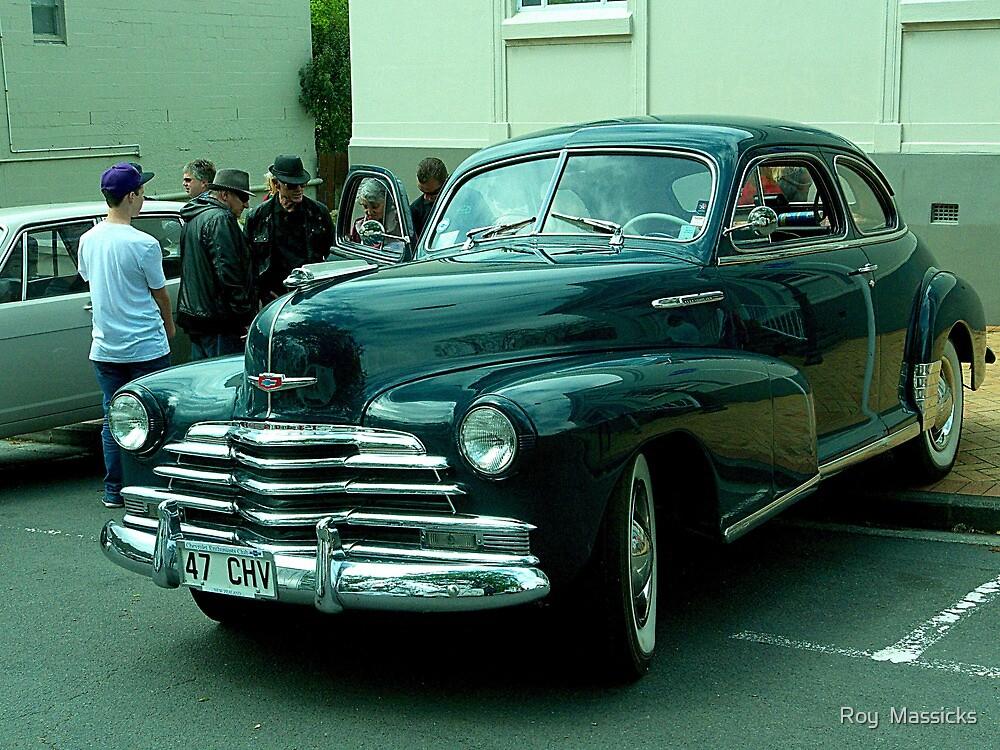 1947 Chrysler Fleetwood.........! by Roy  Massicks