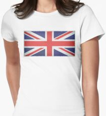 Union Jack Women's Fitted T-Shirt