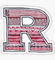 RU Drawing Sticker